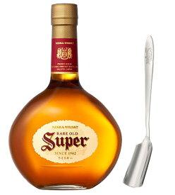【正規品・オリジナルフロート付き】スーパーニッカ ブレンデッド ウイスキー ニッカウイスキー 700ml 43% 正規 ハードリカーSUPER NIKKA BLENDED WHISKY NIKKA WHISKY 700ml 43%