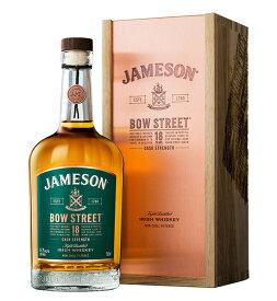 【送料無料】【正規品 木箱入】ジェムソン ボウ ストリート18年 カスクストレングス アイリッシュ ウイスキー 700ml 55% ハードリカーJAMESON BOW STREET AGED 18 YEAR CASK STRENGTH IRISH WHISKY 700ml 55%
