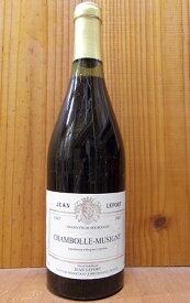 シャンボール ミュジニー 1947 モワラール社 ジャン ルフォールラベル (メゾン シャルル トマ) (モワラールグループ) 重厚底上げボトル 赤ワイン ワイン 辛口 フルボディ 750mlChambolle Musigny [1947] (Moillard) (Maison Charles Thomas) AOC Chambolle Musigny