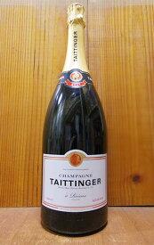 大型ボトル・テタンジェ・シャンパーニュ・ブリュット・レゼルヴ・セラー出し品・大型マグナムサイズ・AOCシャンパーニュ・正規品・1500ml・1.5L TAITTINGER Champagne Brut Reserve M.G size 1500ml 1.5L AOC Champange