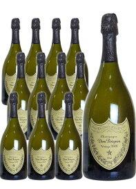 【送料無料】【12本セット】ドン ペリニョン 2008 モエ エ シャンドン 正規 泡 白 辛口 シャンパン シャンパーニュ 750ml ワイン (ドン・ペリニョン) (ドンペリニョン) (ドン・ペリニヨン) (ドンペリ)Dom Perignon [2008] Moet et Chandon AOC Millesime Champagne
