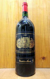 【大型ボトル】シャトー パルメ 1997 (シャトー・パルメ) フランス ボルドー AOCマルゴー メドック グラン クリュ クラッセ 公式格付第三級 マグナムサイズ 赤ワイン ワイン 辛口 フルボディ 1500mlChateau Palmer 1997 AOC Margaux Grand Cru Classe du Medoc en 1855