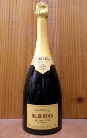 クリュッグ シャンパーニュ グラン キュヴェ ブリュット エディション169 蔵出し AOCシャンパーニュ 正規代理店輸入品 箱なし 750mlKRUG Champagne Grande Cuvee Brut AOC Champagne