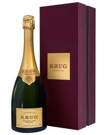 【豪華箱入り】 クリュッグ シャンパーニュ グラン キュヴェ ブリュット エディション169 蔵出し AOCシャンパーニュ 正規代理店輸入品 750mlKRUG Grand Cuvee Brut Champagne AOC Champagne DX Gift Box