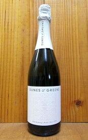 デューンズ&グリーン シャルドネ ピノ ノワール NV (ワインメーカー テレサ ヒューゼンローダー) オーストラリア 正規 泡 白 スパークリングワイン ワイン 辛口 750mlDunes & Greene Chardonnay Pinot Noir NV (Winemaker Teresa Heuzenroeder) Eden Valley (Australia)