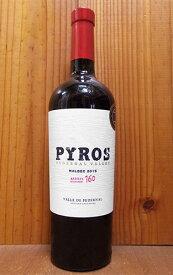 パイロス バレルセレクション マルベック 2016 パイロス ワインズ 赤ワイン ワイン 辛口 フルボディ 750mlPyros Barrel Selection Malbec [2016] Pyros Wines