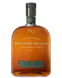 【正規品】ウッドフォードリザーブ ライ ケンタッキー ライ ウイスキー 正規代理店輸入品 750ml 45% ハードリカーWOODFORD RESERVE RYE WHISKY 750ml 45%