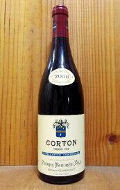 コルトン グラン クリュ 特級 2008 ピエール ブレ&フィス社 赤ワイン ワイン 辛口 フルボディ 750mlCORTON Grand Cru [2008] Pierre Bouree Fils AOC CORTON Grand Cru