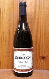 【3本以上ご購入で送料・代引無料】ブルゴーニュ ピノ ノワール 1997 セリエ デ ウルシュリーヌ AOCブルゴーニュ ピノ ノワール フランス 赤ワイン ワイン 辛口 ミディアムボディ 750mlBourgogne Pinot Noir [1997] Cellier des Ursulines AOC Bourgogne Pinot Noir