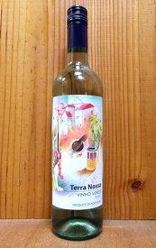 テッラ ノッサ ヴィーニョ ヴェルデ NV (2018年収穫分) ソジェヴィヌス ファイン ワインズ 緑のワイン 微発泡 白ワイン ワイン 辛口 750mlTerra Nossa Vinho Verde Sogevinus Fine Wines