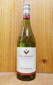 ヴィラ マリア プライヴェート ビン マルボロウ (マールボロ) シャルドネ 2018 世界ワインコンペティション最多受賞歴連続30年受賞蔵Villa Maria Private Bin Chardonnay [2018] (New Zealand's Most Awarded wines for 30 years)