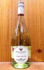 ヴィラ マリア プライベートビン ライトリー スパークリング ソーヴィニヨン ブラン 2018 正規 白 辛口 泡 スパークリング ワイン 白ワイン 750mlVILLA MARIA Saubignon Blanc Lightly Sparking [2018]
