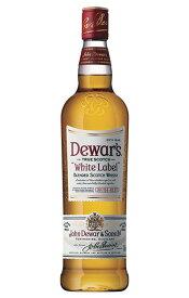 【正規品】デュワーズ ホワイトラベル ブレンデッド スコッチ ウイスキー 700ml 40% イギリス スコットランド ハードリカーDEWARS WHITE LABEL BLENDED SCOTCH WHISKY 700ml 40%