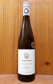アルクーミ ホワイトラベル リースリング 2019 (サンディ & ロブ ヘイレット) 西オーストラリア最高5つ星ワイナリーに選出 オーストラリア 白ワイン ワイン 辛口 750mlAlkoomi Whitelabel Riesling [2019]