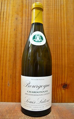 【6本ご購入で送料無料】ブルゴーニュ シャルドネ 2015 ルイ ラトゥール 正規 AOC ブルゴーニュ シャルドネ 750ml フランス ブルゴーニュ 辛口 白ワイン (ブルゴーニュ・シャルドネ)Bourgogne Chardonnay [2015] Louis Latour