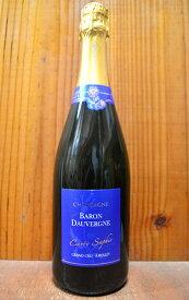バロン ドーヴェルニュ シャンパーニュ グラン クリュ 特級(ブジー100%) キュヴェ サフィール 泡 白 ワイン シャンパン 辛口 750mlBARON DAUVERGNE Champagne Grand Cru (Bouzy) Cuvee Saphir (Dosage Zero) N.M (80% Pinot Noir 20% Chardonnay)