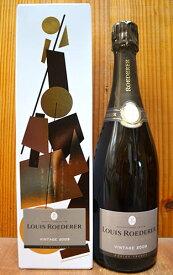 ルイ ロデレール ブリュット ヴィンテージ 2012 正規 白 泡 シャンパン シャンパーニュ スパークリング 750ml 箱付 (箱入) ギフト (ルイ・ロデレール)LOUIS ROEDERER Champagne Brut Vintage [2012] Gift Box AOC Millesime Champagne