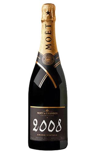モエ エ シャンドン グラン ヴィンテージ 2008 正規 白 辛口 シャンパン シャンパーニュ 750ml (モエ・エ・シャンドン)Moet & Chandon Grand Vintage [2008] AOC Vintage Champagne