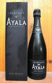 【箱付】アヤラ シャンパーニュ ブリュット マジュール (メゾン アヤラ) 正規 フランス AOCシャンパーニュ 白 辛口 泡シャンパン 750mlAYALA Champagne Brut MAJEUR AOC Champagne