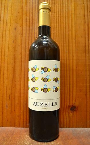アウセルス 2015 トーマス クシネ 白ワイン 辛口 750ml スペインAUZELLS [2015] Tomas Cusine D.O Costers del Segre 13%