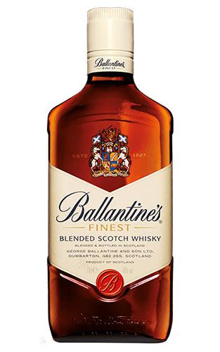 【正規品】バランタイン ファイネスト ブレンデット スコッチ ウイスキー 700ml 40% ハードリカーBALLANTINES FINEST BLENDED SCOTCH WHISKY 700ml 40%