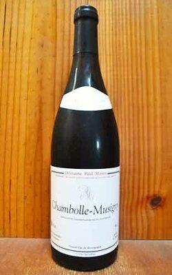 シャンボール ミュジニー 2000 ドメーヌ ポール ミセ 赤ワイン ワイン 辛口 ミディアムボディ 750ml (ポール・ミセ) (シャンボール・ミュジニー)Chambolle Musigny [2000] Domaine Paul Misset