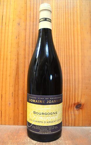 ブルゴーニュ ルージュ レ シャン ダルジャン 2015 ドメーヌ ジョアネ 赤ワイン 辛口 ミディアムボディ 750mlBourgogne Rouge Les Champs d'Argent Rouge [2015] Domaine Joannet AOC Bourgogne Rouge