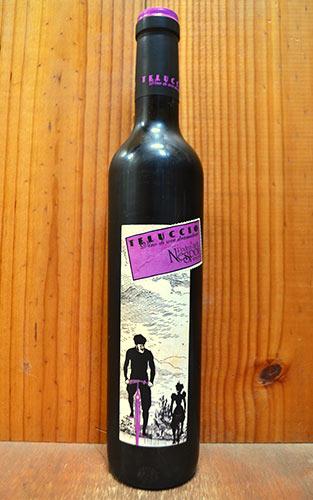 テルッチオ ロッソ ダ ヴーヴェ ストゥラマトゥーレ ポデーリ ダル ネスポリ元詰 甘口 赤ワイン ミディアムボディ 500mlTeluccio Rosso da Uve Stramature (Sangiovese 100%) Vino di Uve Stramature