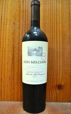 ドン メルチョー カベルネソーヴィニヨン 2011 コンチャ イ トロ 正規 赤ワイン 辛口 フルボディ 750ml (ドン・メルチョー・カベルネソーヴィニヨン)Don Melchor Cabernet Sauvignon [2011] Concha y Toro