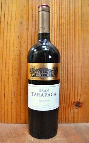 グラン タラパカ カルメネール 2015 ヴィーニャ サン ペドロ タラパカ 赤ワイン 辛口 ミディアムボディ 750ml チリ マイポヴァレーGran Tarapaca Carmenere [2015] Valle del Maipo