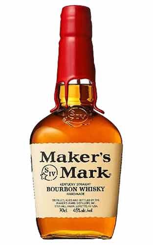 【正規品】メーカーズマーク バーボン ウイスキー 正規代理店輸入品 レッド トップ 700ml 45% ハードリカー