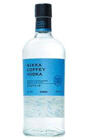 【正規品】ニッカ カフェ ウォッカ ニッカウイスキー 正規代理店品 700ml 40% ハードリカー (カフェ ジン) カフェ式NIKKA COFFEY VODKA NIKKA WHISKY 700ml 40%