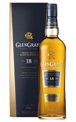 【箱入 正規品】グレン グラント 18年 シングル モルト スコッチ ウイスキー 正規品 700ml 43% ハードリカーGLEN GRANT AGED 18 YEAR SINGLE MALT SCOTCH WHISKY 700ml 43%
