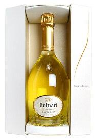 ルイナール (リュイナール) ブラン ド ブラン 白 泡 正規 箱付 750ml シャンパン シャンパーニュ AOC ブラン ド ブラン シャンパーニュRuinart Champagne Blanc de Blancs Brut Gift Box