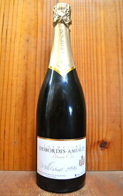 デボルド アミオー プルミエ クリュ 一級 ブラン ド ノワール ミレジム 1996 (ドメーヌ ロジェ プイヨン) 泡 白 辛口 シャンパン シャンパーニュ 750ml ワインDesbordes-Amiaud Champagne Blanc de Noirs Brut Millesime 1er Cru [1996] R.M.