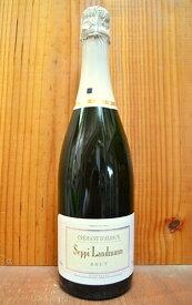 クレマン アルザス (ダルザス) ブリュット ミレジム 1993 ヴァレ ノーブル ドメーヌ セピ ランドマンメソッド トラディショナル (シャンパーニュ二次発酵方式) AOCクレマン アルザス フランス 白 泡 辛口 750ml 高級スパークリングワイン