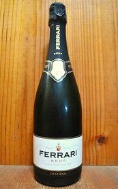 【3本以上ご購入で送料・代引無料】フェッラーリ (フェラーリ) ブリュット (メトッド クラシコ) (ブラン ド ブラン) 正規品 750ml スパークリングワイン イタリア 白 辛口 DOCトレント トレンティーノ・アルト・アディジェ