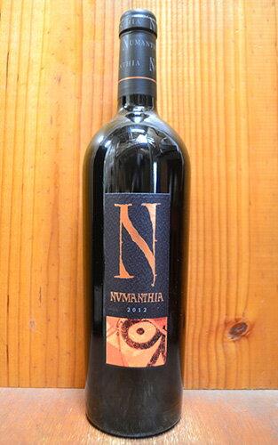 ヌマンシア 2012 ボデガ ヌマンシア 正規 赤ワイン ワイン 辛口 フルボディ 750ml スペインNUMANTHIA [2012] Bodega Numanthia D.O Toro (Termes) (Dominio de Eguren)