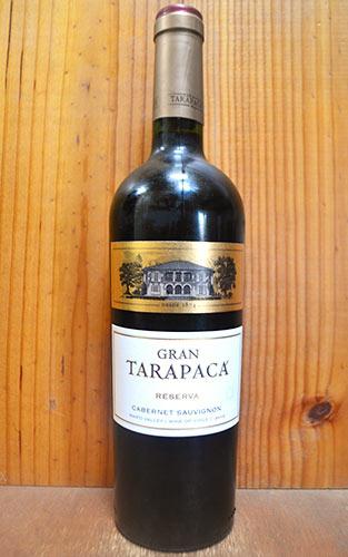 グラン タラパカ カベルネ ソーヴィニヨン 2016 ヴィーニャ サン ペドロ タラパカ 赤ワイン 辛口 ミディアムボディ 750ml チリ マイポヴァレー Gran Tarapaca Cabernet Sauvignon [2016] Valle del Maipo