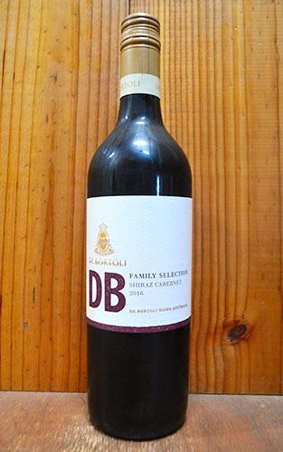 デ ボルトリ DB(ディービー) シラーズ カベルネ 2016 デ ボルトリ社(ワイン王国5つ星獲得ワイン (2010年ヴィンテージ))De Bortoli DB Shiraz Cabernet [2016] De Bortoli Wines