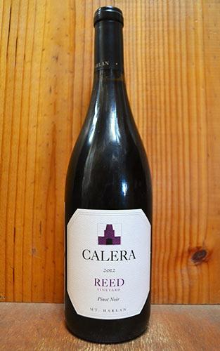 カレラ リード ヴィンヤード マウント ハーラン ピノ ノワール 2012 カレラ ワイン カンパニー アメリカ カリフォルニア マウント ハーラン ワイン 赤ワイン 辛口 フルボディ 750ml