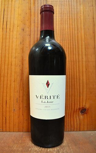 ヴェリテ ラ ジョア 2013 ソノマ カウンティ パーカーポイント100点満点ワイン 赤ワイン 辛口 フルボディ 750mlVERITE LA JOIE 2013 SONOMA County