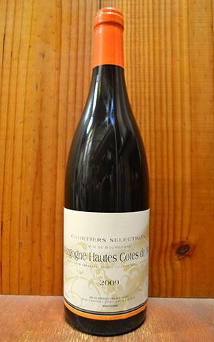 ブルゴーニュ オート コート ド ニュイ ルージュ 2009 ルー デュモン クルティエ セレクション 赤ワイン ワイン 辛口 ミディアムボディ 750mlBourgogne Hautes-Cotes de Nuits Rouge [2009] Lou Dumont Courtiers Selections AOC Bourgogne Hautes-Cotes de Nuits