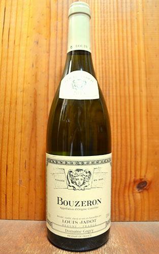 ブーズロン 2015 ドメーヌ ガジェ (ドメーヌ ルイ ジャド) AOCブーズロン 正規品 白ワイン ワイン 辛口 フランス 750mlBouzeron [2015] Domaine Gagey (Louis Jadot) AOC Bouzeron