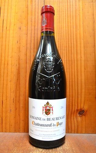 シャトーヌフ デュ パプ 2004 ドメーヌ ド ボールナール (ドメーヌ クーロエ家) フランス ローヌ AOCシャトーヌフ デュ パプ ワイン 赤ワイン ワイン 辛口 フルボディ 750ml (シャトーヌフ・デュ・パプ)Chateauneuf du Pape [2004] Domaine de BEAURENARD