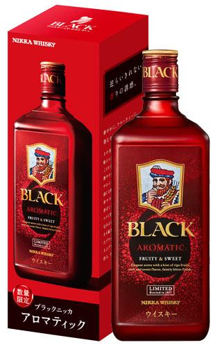 【予約販売】【11月21日発売】【正規品 箱付】ブラックニッカ アロマティック ニッカ ウイスキー 700ml 40% ハードリカーBLACK NIKKA Aromatic NIKKA WHISKY 700ml 40%