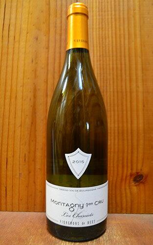 モンタニー プルミエ クリュ 一級 レ シャニオ ブラン 2016 カーヴ デ ヴィニュロン ド ビュクシー 白ワイン ワイン 辛口 750mlMontagny 1er Cru Les Chaniots Blanc [2016] Cave des Vignerons de Buxy AOC Montagny 1er Cru