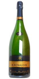 【大型ボトル】2004年 R ルノーダン シャンパーニュ ブリュット レゼルヴ ミレジム 2004 マグナムサイズ 1.5L 1500ml 白 泡 辛口 シャンパン ワインR.Renaudin Reserve Brut Millesime [2004] M.G