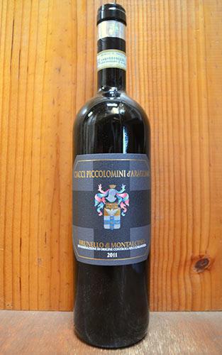 ブルネッロ ディ モンタルチーノ 2011 チャッチ ピッコロミニ ダラゴナ 直輸入品 赤ワイン ワイン 辛口 フルボディ 750mlBrunello di Montalcino [2011] CIACCI PICCOLOMINI d'ARAGONA DI BIANCHINI DOCG Brunello di Montalcino