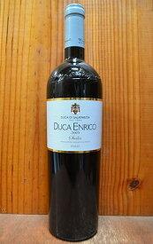 ドゥーカ エンリコ 2003 古酒 ドゥーカ ディ サラパルータ元詰 (コルヴォと同経営) 正規 イタリア シチリア IGTシチリア ワイン 赤ワイン 辛口 フルボディ 750ml (ドゥーカ・エンリコ) (ドゥーカ・ディ・サラパルータ)Duca Enrico [2003] Duca di Salaparuta